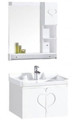 Комплект мебели за баня - PVC