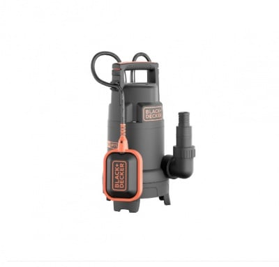 Потопяема помпа за чиста или мръсна вода BXUP750PTE Black & Decker