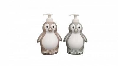 Дозатор за течен сапун - пингвин