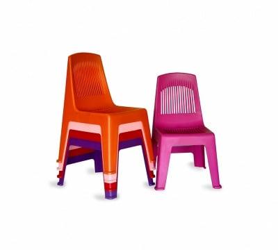 Детски стол PVC