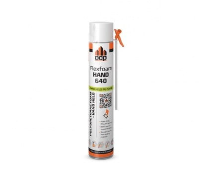 Ръчна полиуретанова пяна  Flexfoam HAND 640 DCP