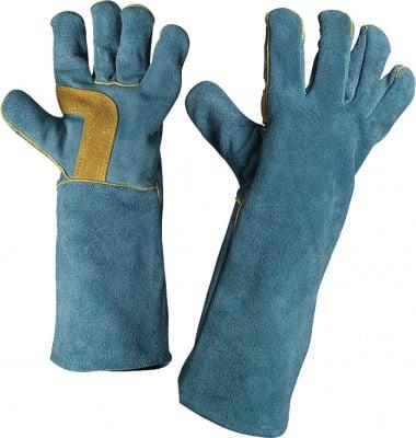 Работни ръкавици от естествена кожа HARPY