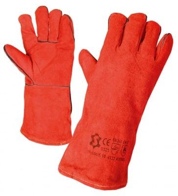 Работни ръкавици от естествена кожа SANDPIPER KEVLAR