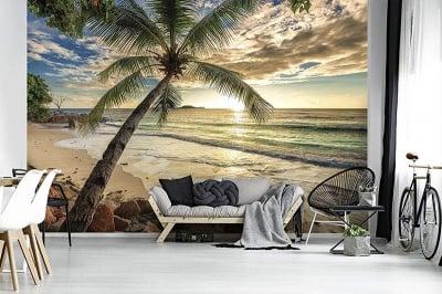 Фототапет Бахамски залез