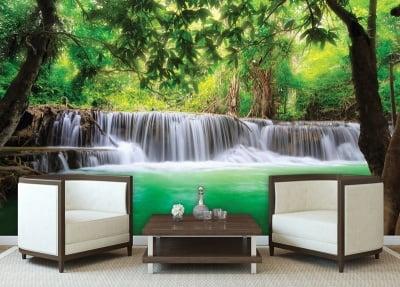 Фототапет Водопад в Тайланд