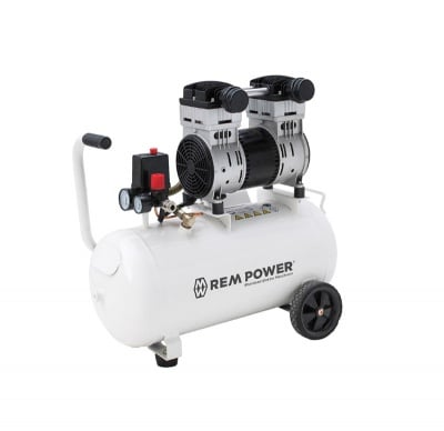 Безшумен компресор с електродвигател EL200 REM Power