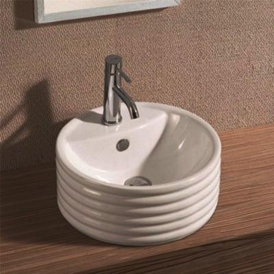 Порцеланов умивалник за плот ICB Inter Ceramic