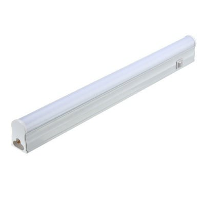 LED пура с ключ Т5 8W 4500K Optonica Led