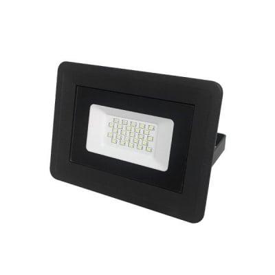 LED Прожектор 20 W Черен Classic Line2 Optonica
