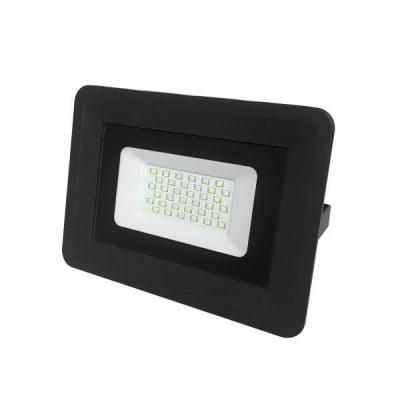 LED Прожектор 30 W Черен Classic Line2 Optonica