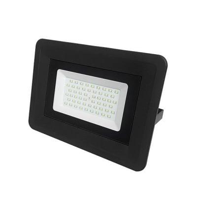 LED Прожектор 50 W Черен Classic Line2 Optonica
