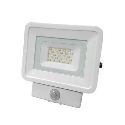 LED SMD Прожектор със сензор бял 20W Classic Line2 Optonica