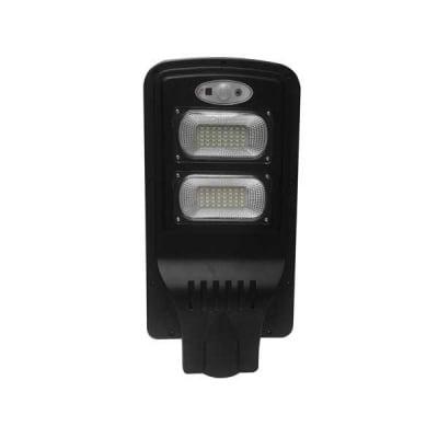 LED Соларна улична лампа със сензор и дистанционно 40W Optonica