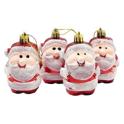 Комплект играчки за елха Дядо Коледа