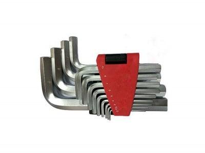 Комплект Г-образни ключове 13 броя Force