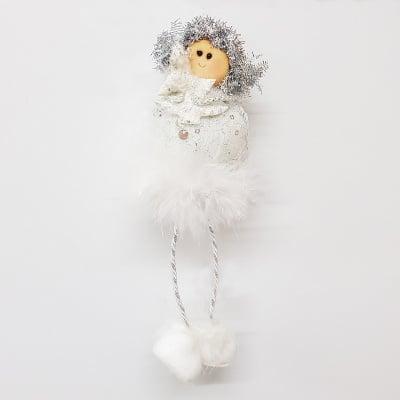 Коледна висяща украса, ангелче