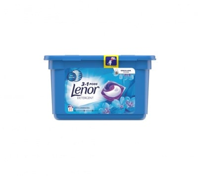 Капсули за пране All in 1 Detergent Spring Lenor