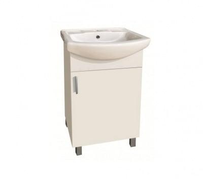 PVC шкаф за баня с умивалник Алора Inter Ceramic
