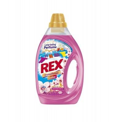 Течен перилен препарат Rex Aromatherapy Color  - 20 пранета