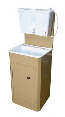 Портативна мивка с терморегулатор за двор и къмпинг  Вилен