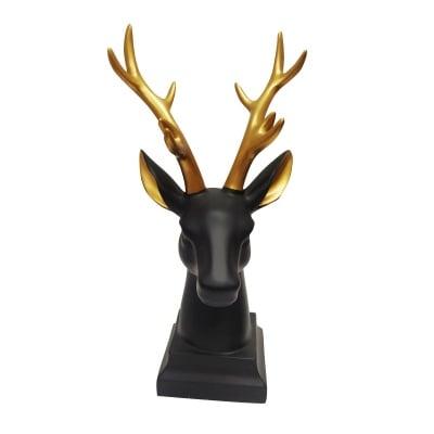 Декоративна фигура - глава на елен В63104