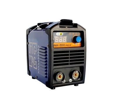 Инверторен електрожен ММА 200 Pro-R Tig Tag