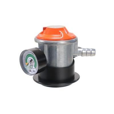 Редуцир вентил  за ниско налягане с манометър PREMIUM GAS