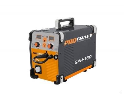 Инверторен електрожен с телеподаващо устройство SPH - 160 Procraft