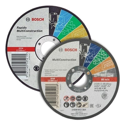 Диск за рязане Bosch Multi Construction