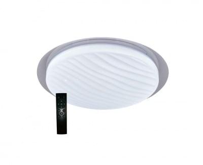 LED плафон с дистанционно управление  36 W Wave Ring D - iL