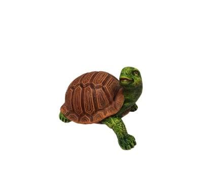 Керамична фигура Ходеща костенурка
