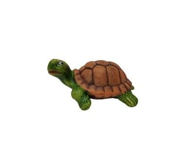 Керамична фигура Малка костенурка