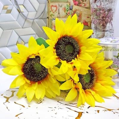Изкуствени цветя БУКЕТ 17187