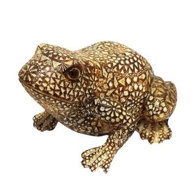 Декоративна фигура - жаба 12239