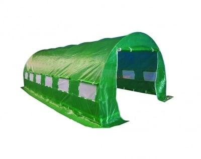 Резервно покривало за оранжерия - 6 x 3 x 2 м.