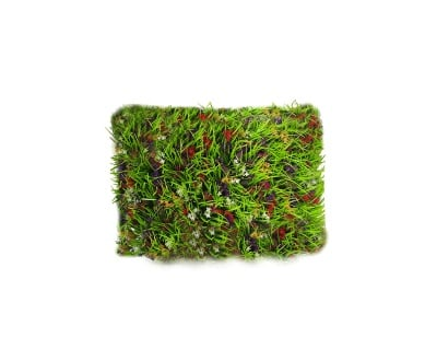 Пано изкуствена зеленина Multicolor