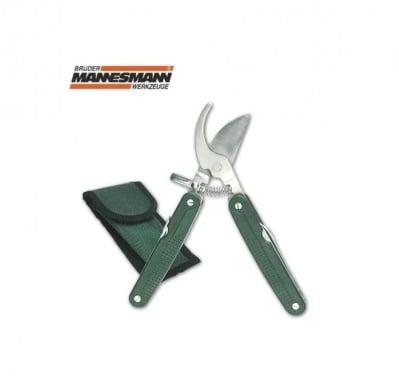 Комплект джобни инструменти за градината 6 в 1 Mannesmann
