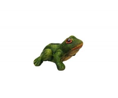 Керамична фигура Малка жаба