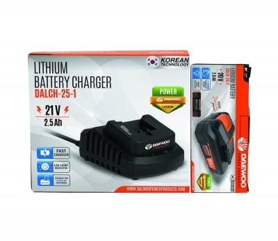 Комплект зарядна станция + батерия UNI-BAT Daewoo