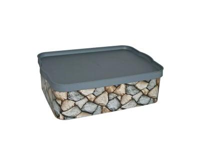 Кутия за съхранение Stone 14 л.