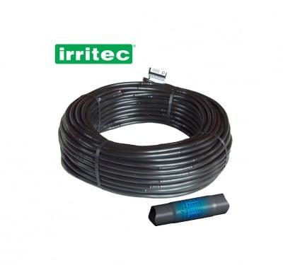 Многосезонен капков маркуч 44 mil / 30 см. / ф 16 мм. / 100 м. Junior Irritec