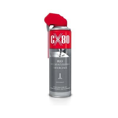Масло за пробиване и рязане на резби 500 мл CX80