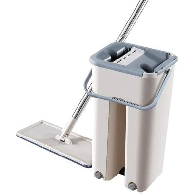 Комплект подов чистач - кофа за изтискване