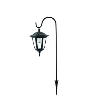 LED соларен градински фенер Lightex