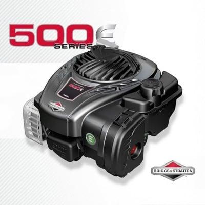 Бензинов двигател BRIGGS & STRATTON 500E
