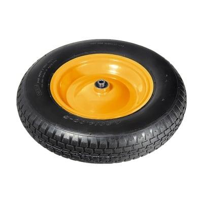 Колело с пневматична гума 4.80/4.00 - 8; D - 380 мм Palisad