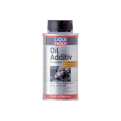 Антифрикционна добавка за масло MoS2 125 мл LM8341 LIQUI MOLY