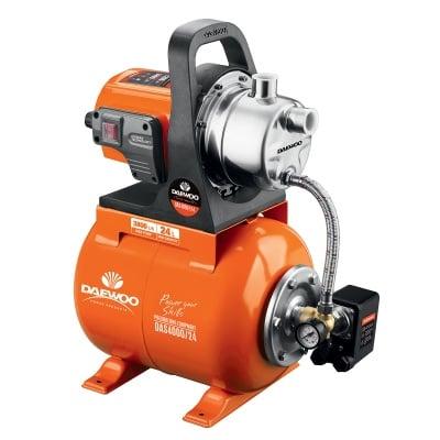 Хидрофорна помпа DAEWOO 1200 W 3800 л/ч.