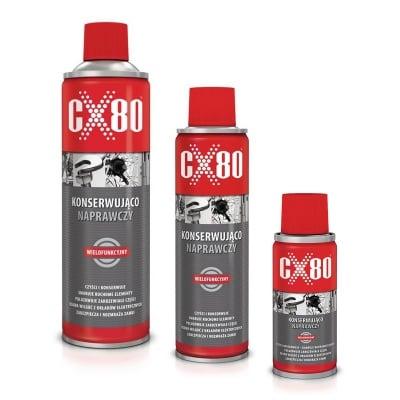 Многофункционална смазка CX80