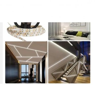 LED лента със захранване неутрална светлина 3 м Lightex